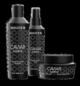 caviar family